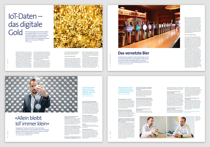 Swisscom IoT-Magazin